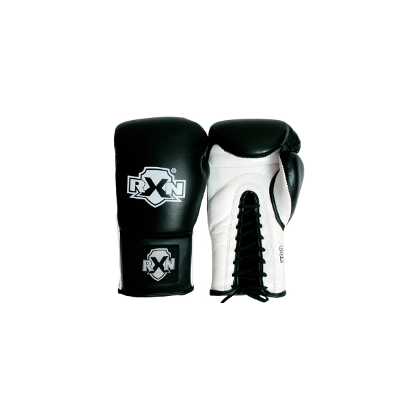 Lace-Up Boxing Gloves